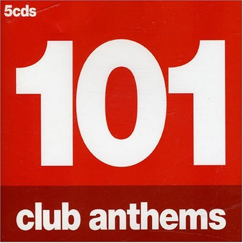 Various Artists - 101 Club Anthems - Zortam Music