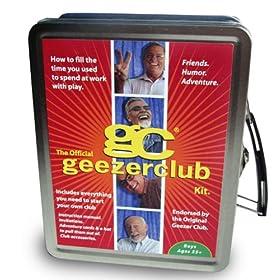 Geezer Club