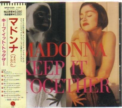 Madonna - Keep It Together (Mini Album) Remixes [Japan Import] - Zortam Music