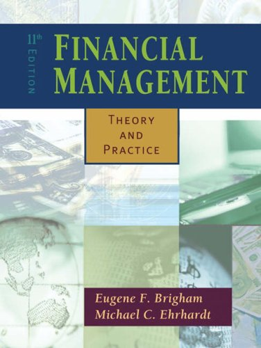 Financial Management: Theory and Practice with Thomson ONE
