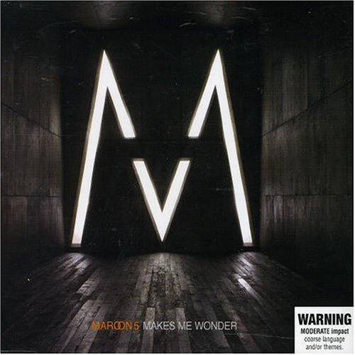 V Maroon 5 Album Cover Makes Me Wonder by Mar...