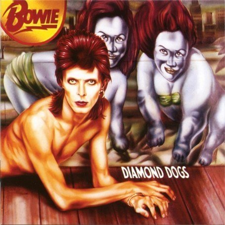David Bowie - Diamond Dogs: Remastered - Zortam Music
