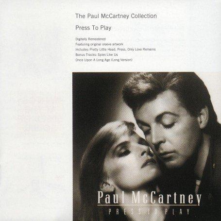 Paul McCartney - Press To Play - Zortam Music