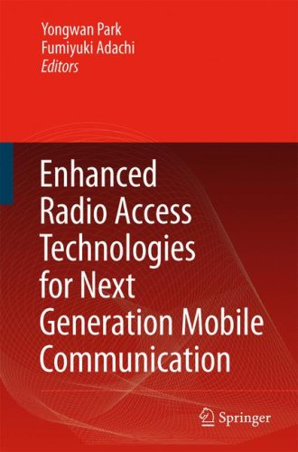 Enhanced Radio Access Technologies for NextGeneration MobileCommunication