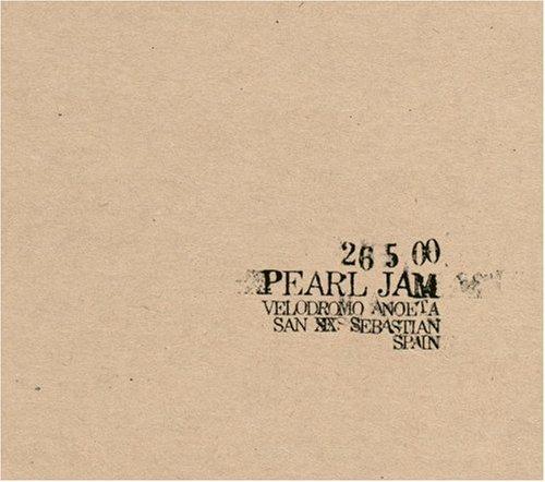 Pearl Jam - Live: 26-5-00 Velodromo Anoeta - San Sebastian, Spain - Zortam Music