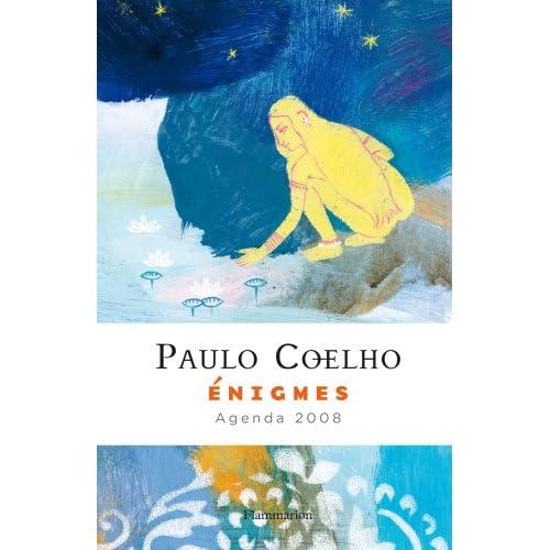 AGENDA ET CALENDRIER PAULO COELHO 2008