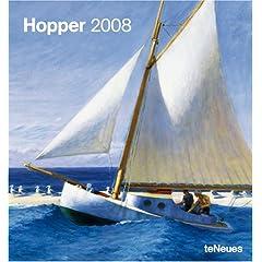 Edward Hopper 2008 Poster Calendar
