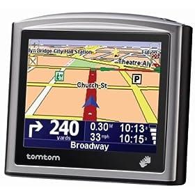 tom tom navigation system