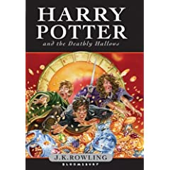 Harry Potter Deadly Hallows book