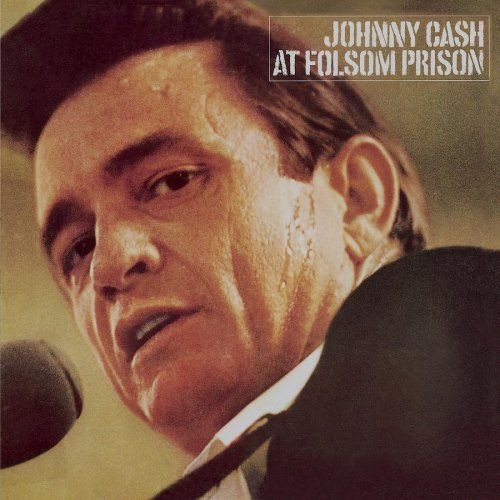 Original album cover of At Folsom Prison by Johnny Cash