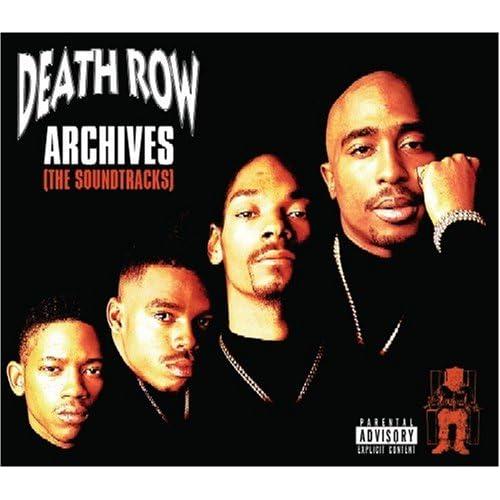 0. Исполнитель: VA Альбом: Death Row - Archives: The Soundtracks - 4CD Жанр