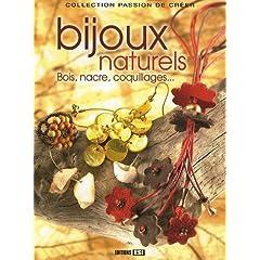 Bijoux naturels : Bois, nacre, coquillages...