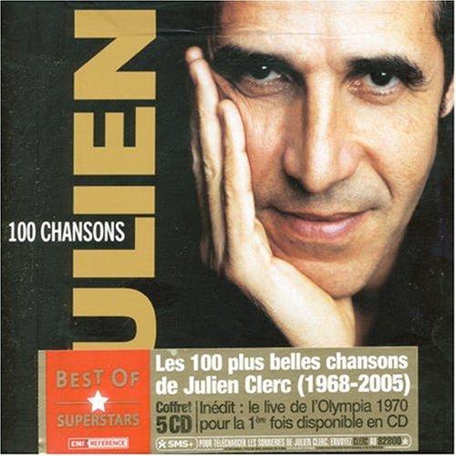 Julien Clerc - 100 Chansons - Zortam Music