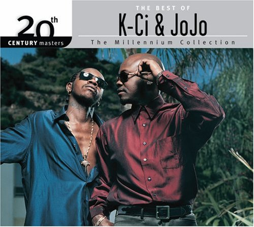 Jojo - 20th Century Masters - Millennium Collection: The Best of K-Ci & Jojo - Zortam Music