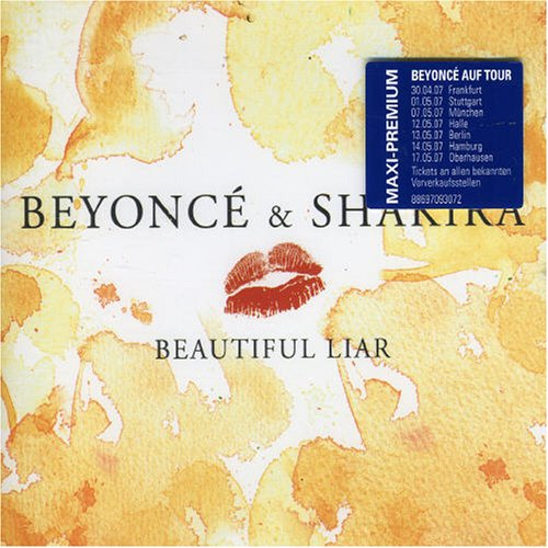 Shakira - Beautiful Liar [CD 2] - Zortam Music