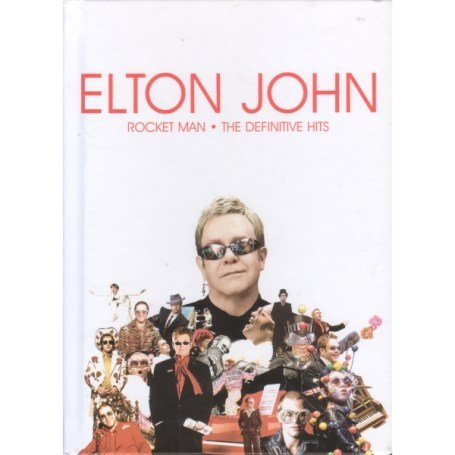 Elton John - Rocket Man: The Definitive Hits - Lyrics2You