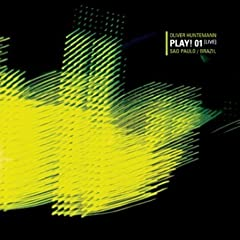 Oliver Huntemann - Play 01: Mixed Live in Sao Paulo