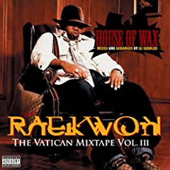 Raekwon - The Vatican Mixtape Vol. 3: House Of Wax