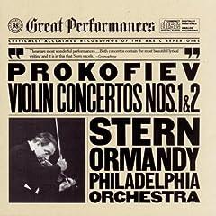 Oeuvres  pour violon de Prokofiev. 51xY7UysT0L._AA240_