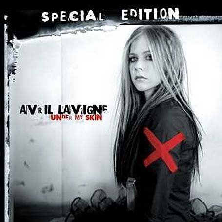 Avril Lavigne - Under my skin, nouvelle version (inclus 1 DVD) - Zortam Music