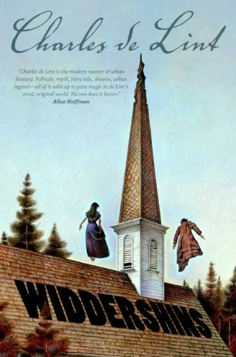 Cover image from Widdershins by Charles de Lint
