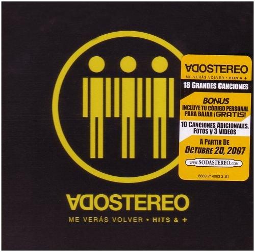 Soda Stereo - Me Veras Volver - Zortam Music