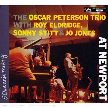 Oscar Peterson - At Newport Live - Zortam Music