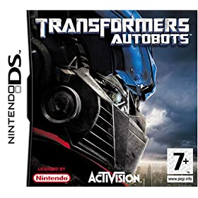 Transformers The Game: Autobots (Nintendo DS)