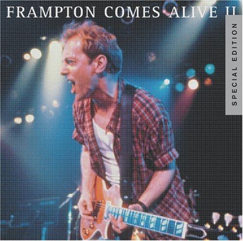 Peter Frampton - Frampton Comes Alive II (2CD) - Zortam Music