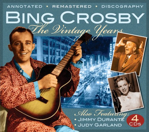 Bing Crosby - The Vintage Years - Zortam Music