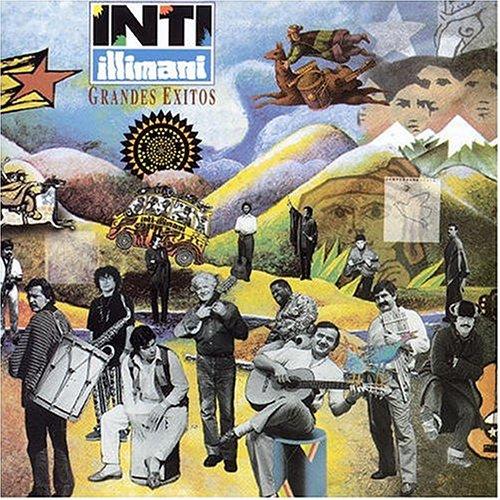 Inti Illimani - Antología en vivo (Disco 1) - Zortam Music
