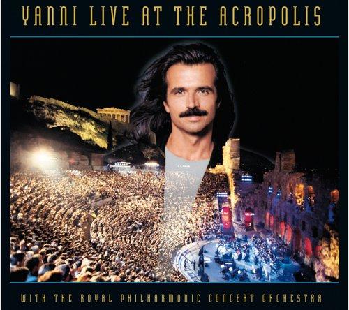 Yanni - Live at the Acropolis (CD & DVD) - Zortam Music