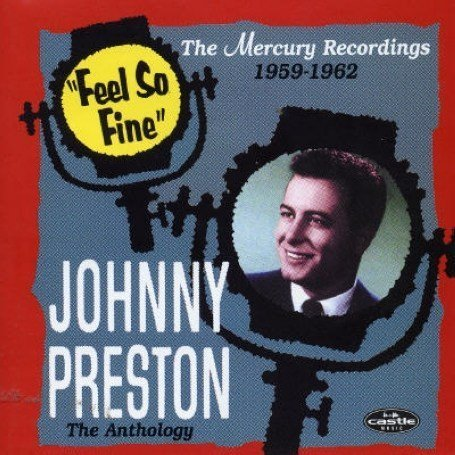 Cover von Feel So Fine: The Mercury Recordings 1959-1962