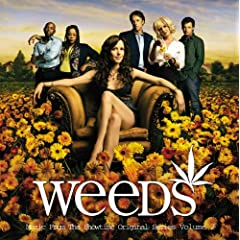 Cover: Weeds Vol. 2 - Soundtrack