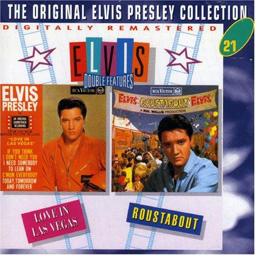 Elvis Presley - LOVE IN LAS VEGAS/ROUSTABOUT - Zortam Music
