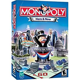Monopoly Here & Now Edition™ 612AFGX09NL._AA280_