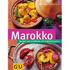 Umschlag von 'Marokko. Kochen und verwöhnen mit Originalrezepten'