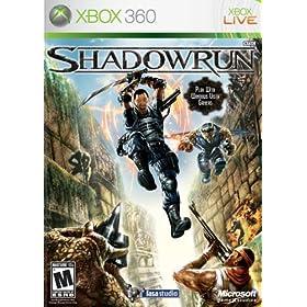 Amazon - Shadowrun  for Xbox 360 - $29.99 shipped