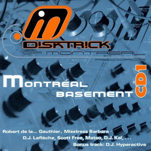 artist - Montreal Basement CD1 - Zortam Music