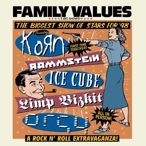 Limp Bizkit - Family Values Tour - Zortam Music