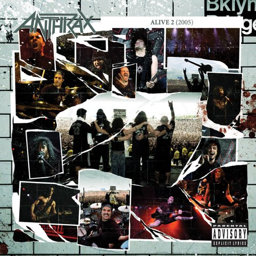 ANTHRAX - Alive 2: The Music - Zortam Music