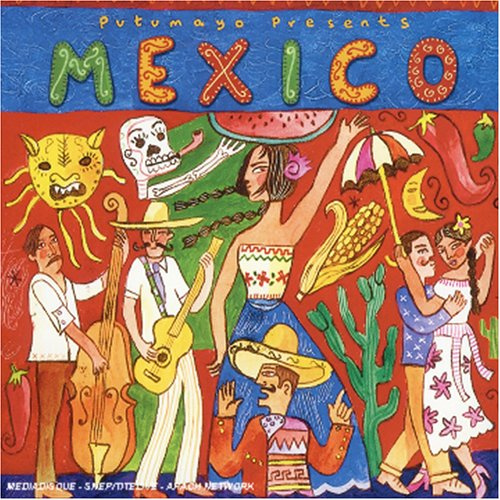 Capa de Putumayo Presents: Mexico