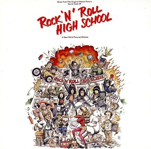 The Ramones - Rock N Roll High School - Zortam Music