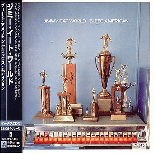 Jimmy Eat World - Bleed American Deluxe Edition - Zortam Music