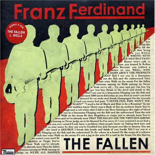 Franz Ferdinand - The Fallen [CD 1] [7