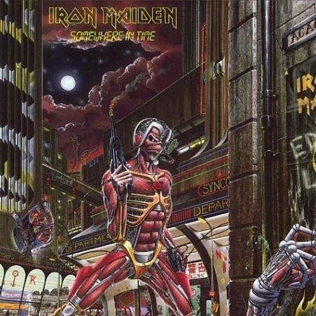 Iron Maiden - Somewhere in Time: Remastered - Zortam Music