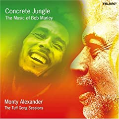 "Featured recording ""Concrete Jungle: The Music of Bob Marley"""