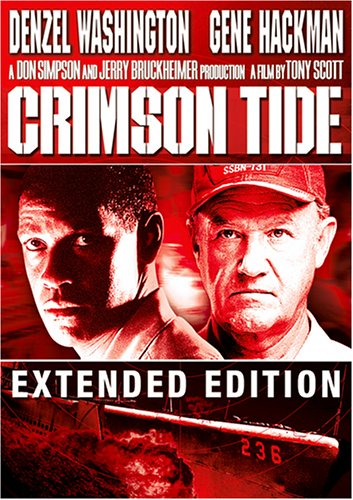 Crimson Tide (Extended Edition) / Багровый прилив (1995)