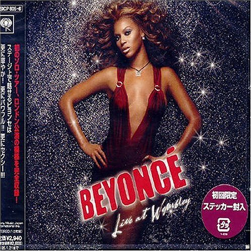 Beyonce - Live At Wembley (Bonus CD) - Zortam Music