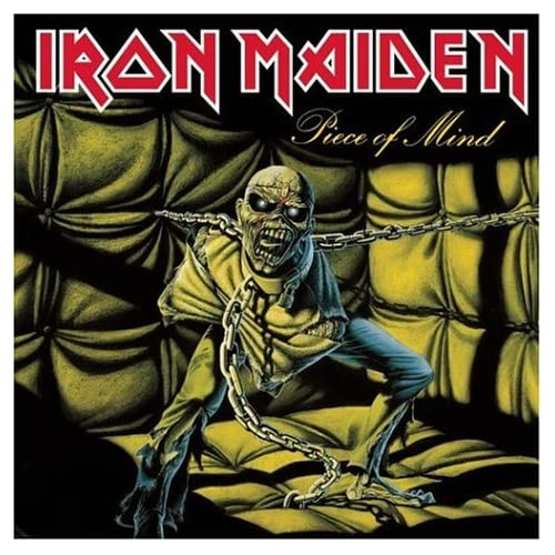 Track Listings  Piece Of Mind Iron Maiden